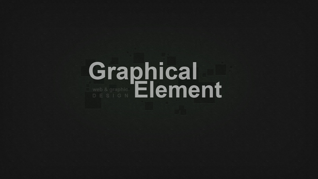 Graphical Element Wall